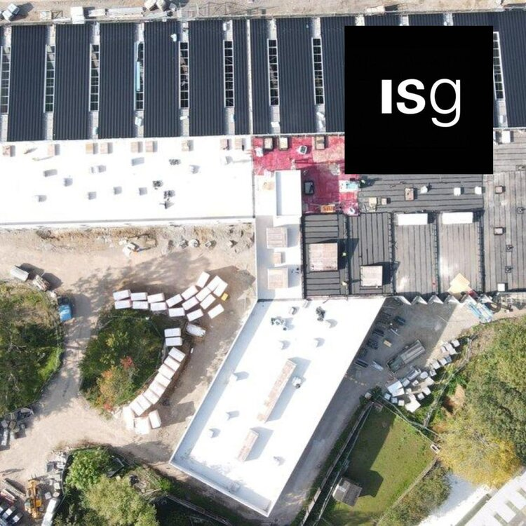 ISG case study cover